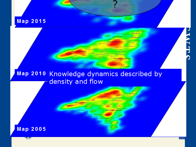 Map 2010 knowledge dynamics