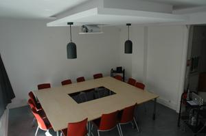 Illustration 1 de la salle de réunion