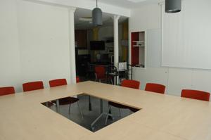 Illustration 2 de la salle de réunion