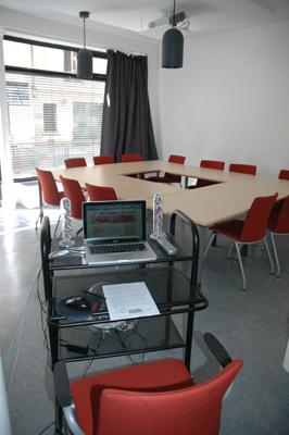 Illustration 3 de la salle de réunion